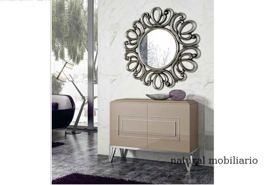 Muebles Recibidores recibidor lacado curv 1-67-502