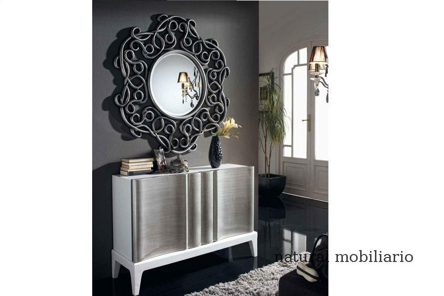 Muebles Recibidores recibidor lacado curv 1-67-503