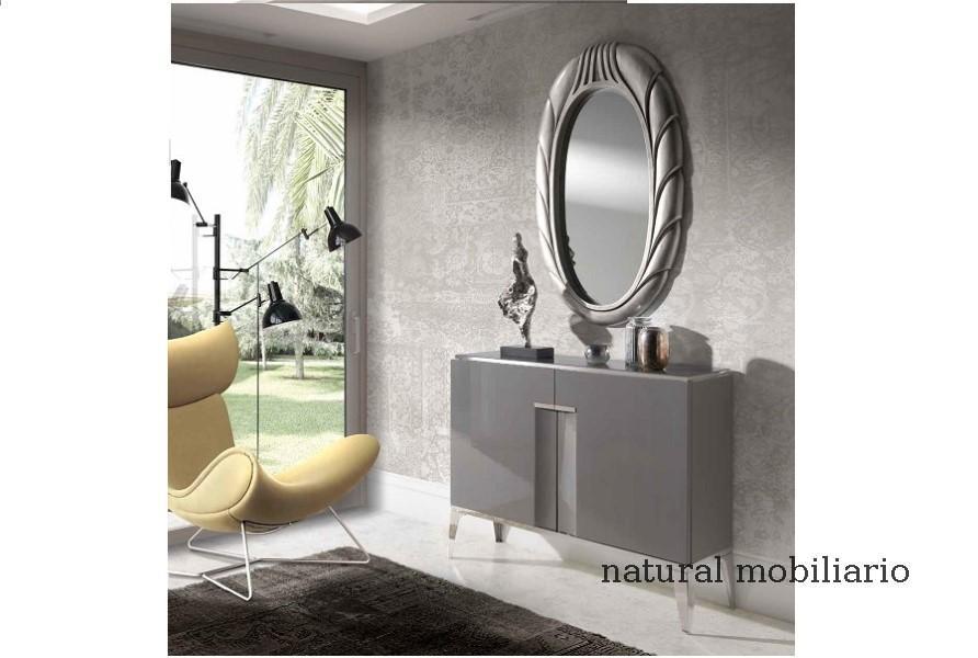 Muebles Recibidores recibidor lacado curv 1-67-500