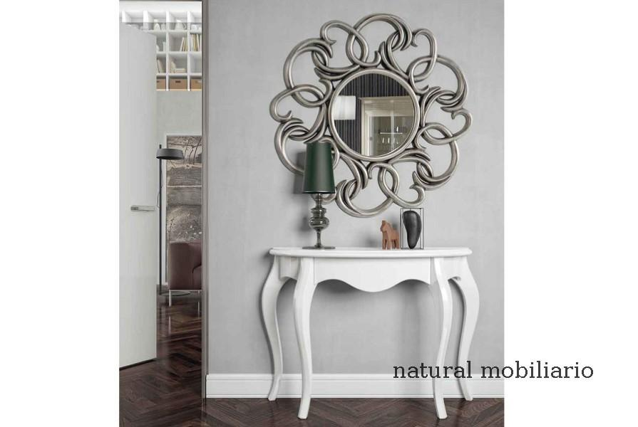 Muebles Recibidores recibidor lacado curv 1-67-507