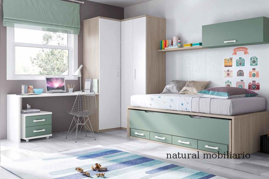 Muebles  juvenil moderno 0-873glic600