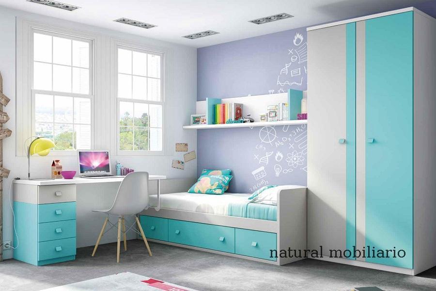 Muebles  juvenil moderno 0-873glic607