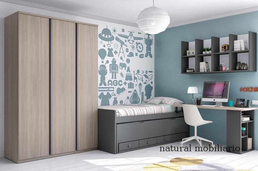 Muebles  juvenil moderno 0-873glic601
