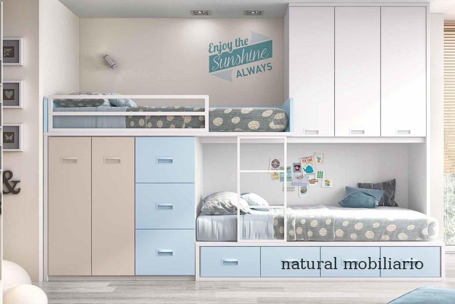 Muebles  juvenil moderno 0-873glic610
