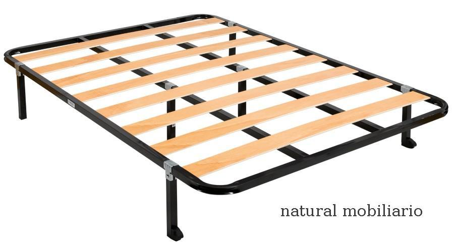 Muebles  somier y bases tapizadas dup 1-2-505