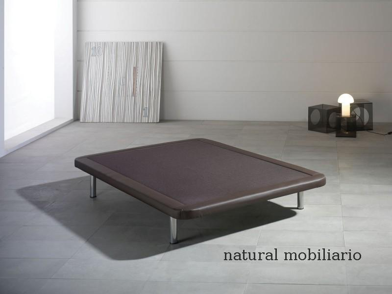Muebles  somier y bases tapizadas dup 1-2-500