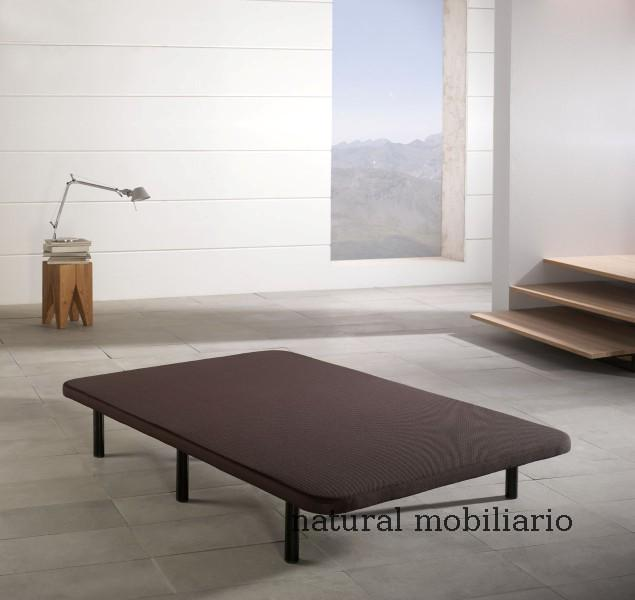 Muebles  somier y bases tapizadas dup 1-2-501