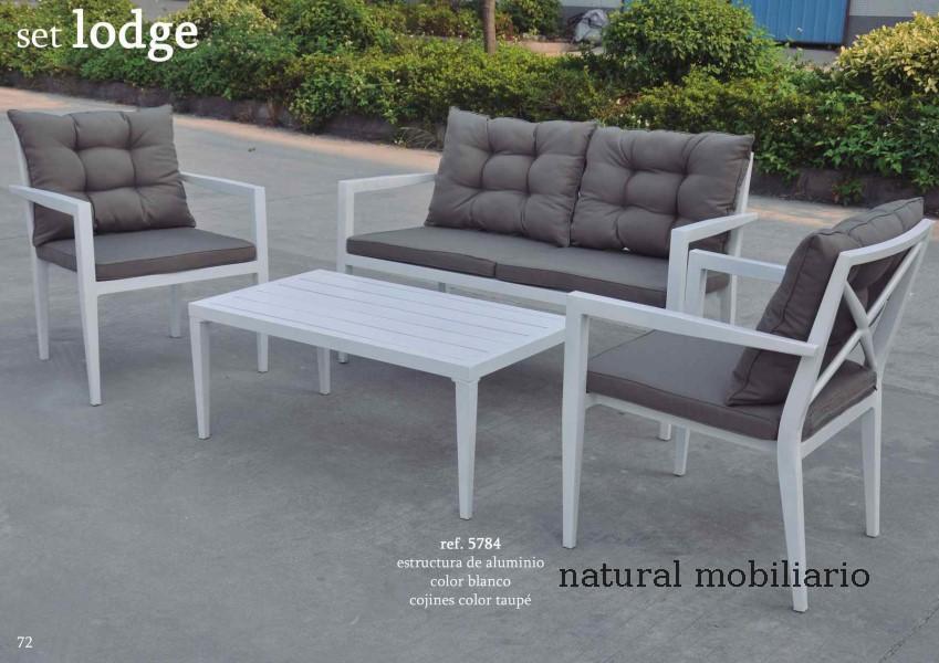 Muebles  terraza playa jardin alma 1-32-611