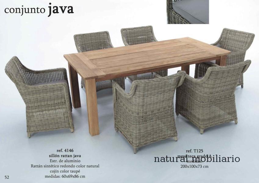 Muebles  terraza playa jardin alma 1-32-606