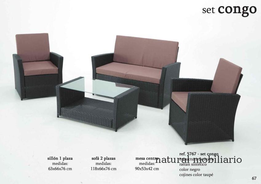 Muebles  terraza playa jardin alma 1-32-609