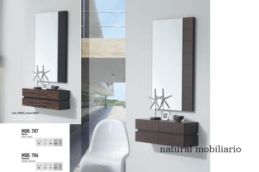 Muebles Recibidores recibidor dise 1-36-601