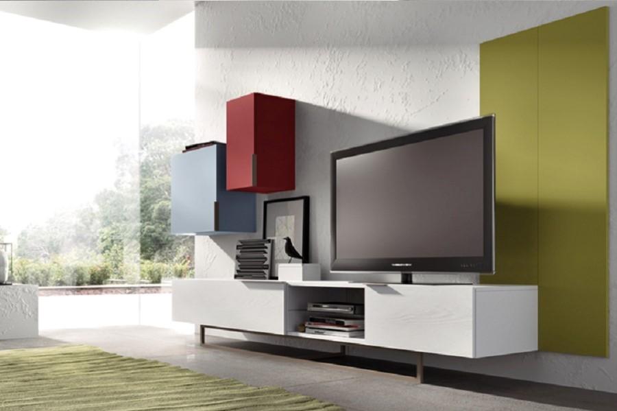 Muebles Modernos chapa sint�tica/lacados salon moderno pife 3-212-729