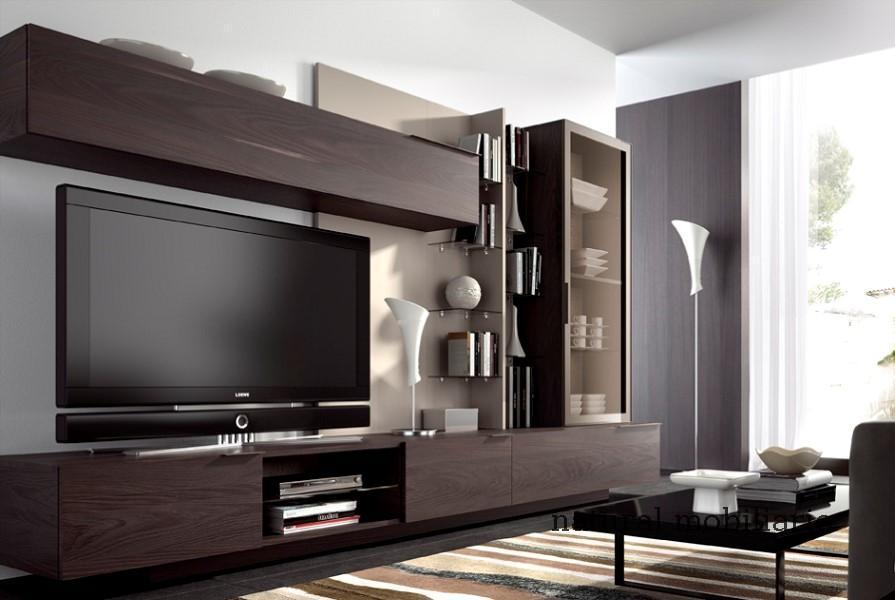 Muebles Modernos chapa sint�tica/lacados salon moderno pife 3-212-705