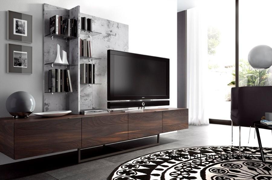 Muebles Modernos chapa sint�tica/lacados salon moderno pife 3-212-708