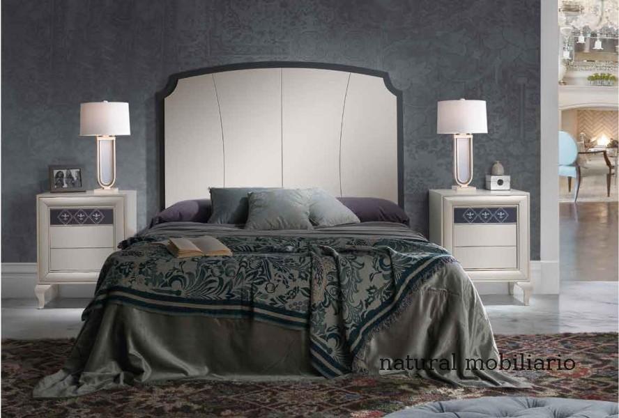 Muebles Contemporáneos dormitorio huka 1-32-124
