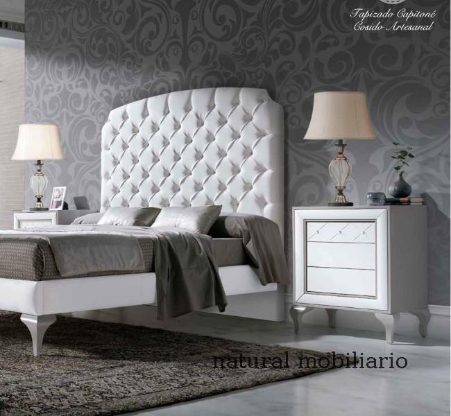 Muebles Contemporáneos dormitorio huka 1-32-125