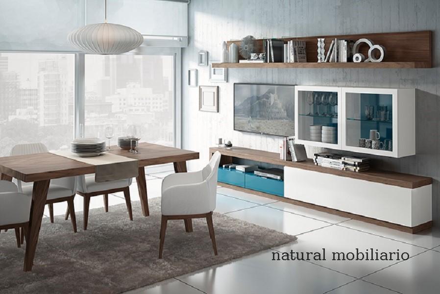 Muebles Modernos chapa natural/lacados salon moderno cost 3-89-1104