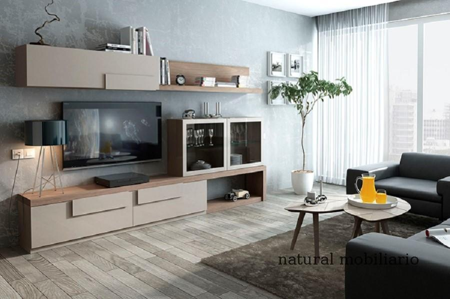 Muebles Modernos chapa natural/lacados salon moderno cost 3-89-1108
