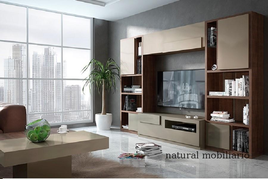 Muebles Modernos chapa natural/lacados salon moderno cost 3-89-1100