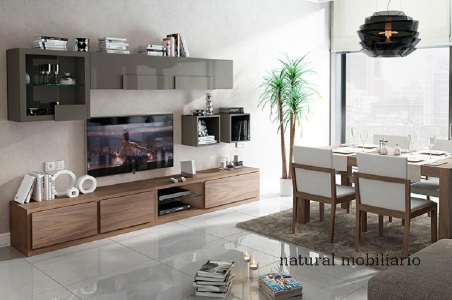 Muebles Modernos chapa natural/lacados salon moderno cost 3-89-1105