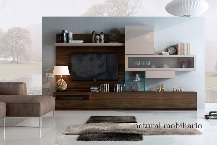 Muebles Modernos chapa natural/lacados salon moderno cost 3-89-1107
