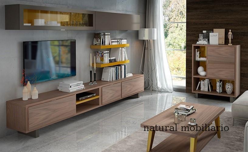 Muebles Modernos chapa natural/lacados salon moderno cost 3-89-1109