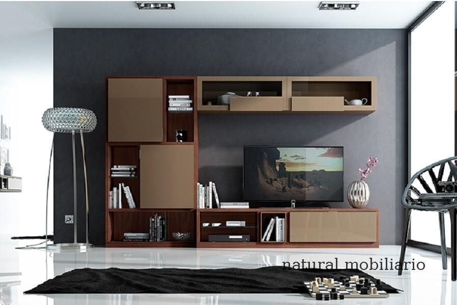 Muebles Modernos chapa natural/lacados salon moderno cost 3-89-1101