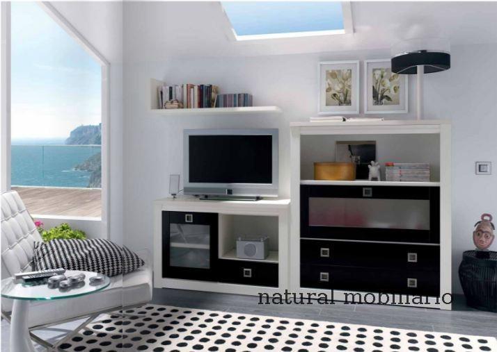 Muebles Salones Modernos 220 cm. salon 2-503-701