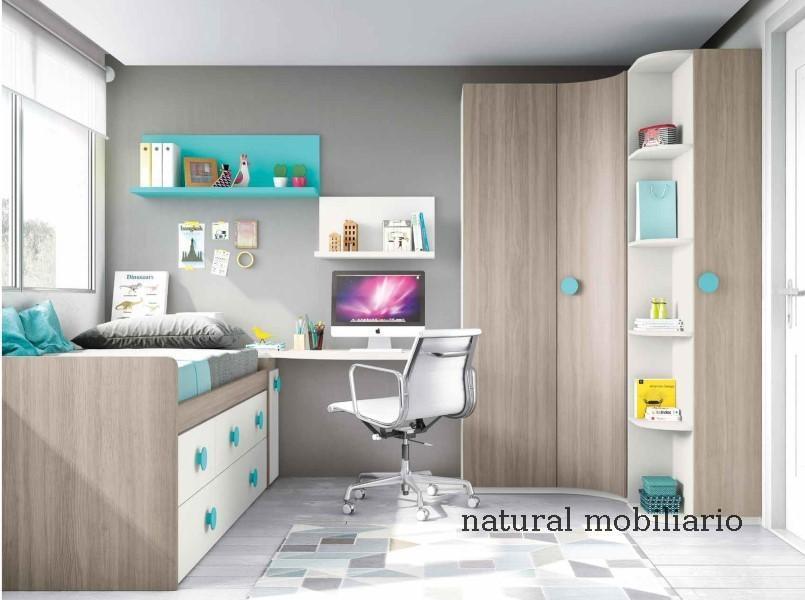 Muebles  dormitorio juvenil glch 0-873-654