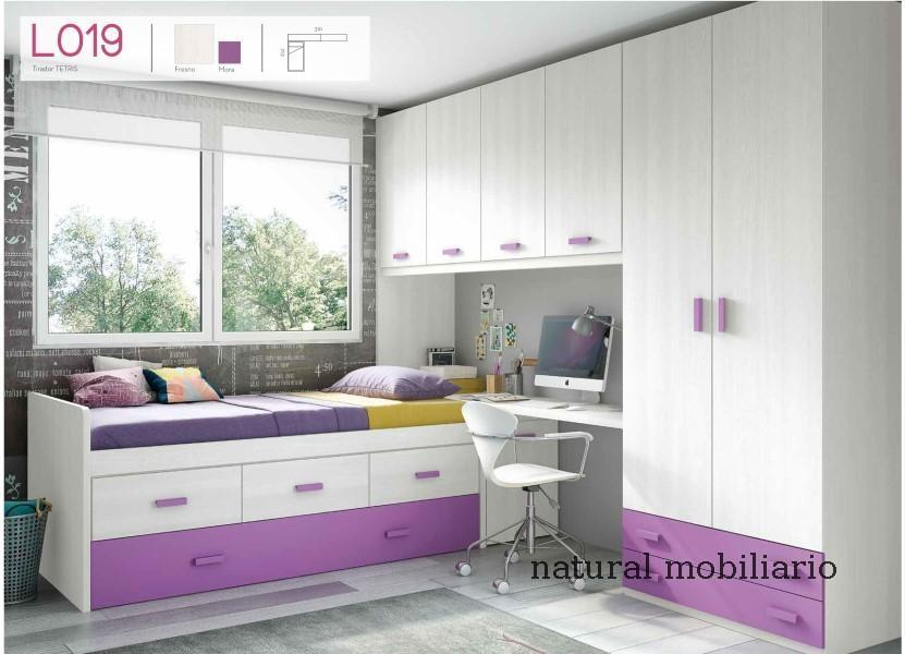 Muebles  dormitorio juvenil glch 0-873-668