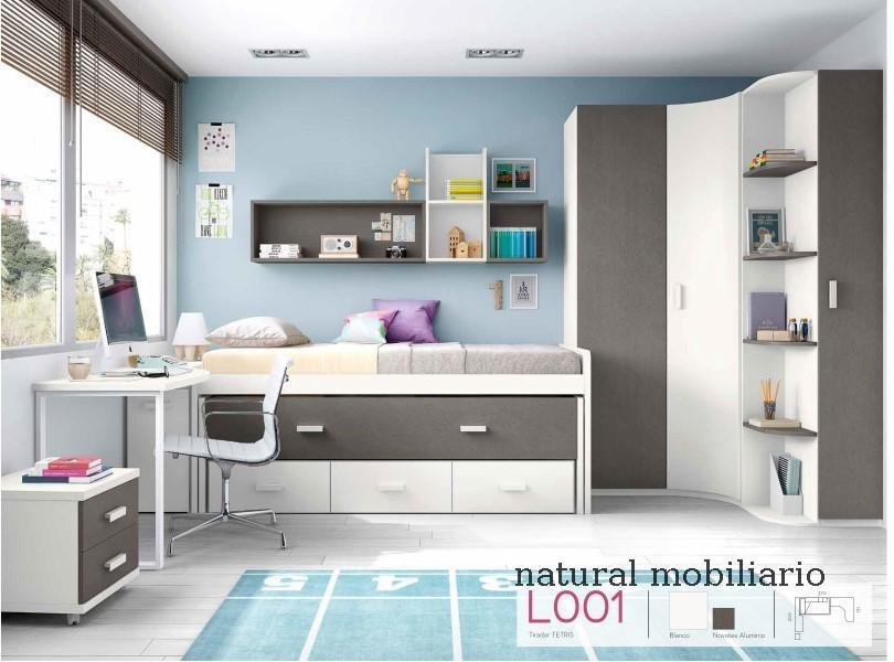 Muebles  dormitorio juvenil glch 0-873-650