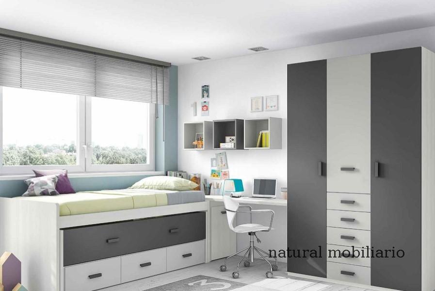 Muebles  dormitorio juvenil glch 0-873-659