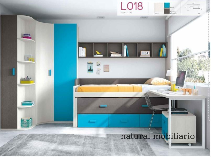 Muebles  dormitorio juvenil glch 0-873-667