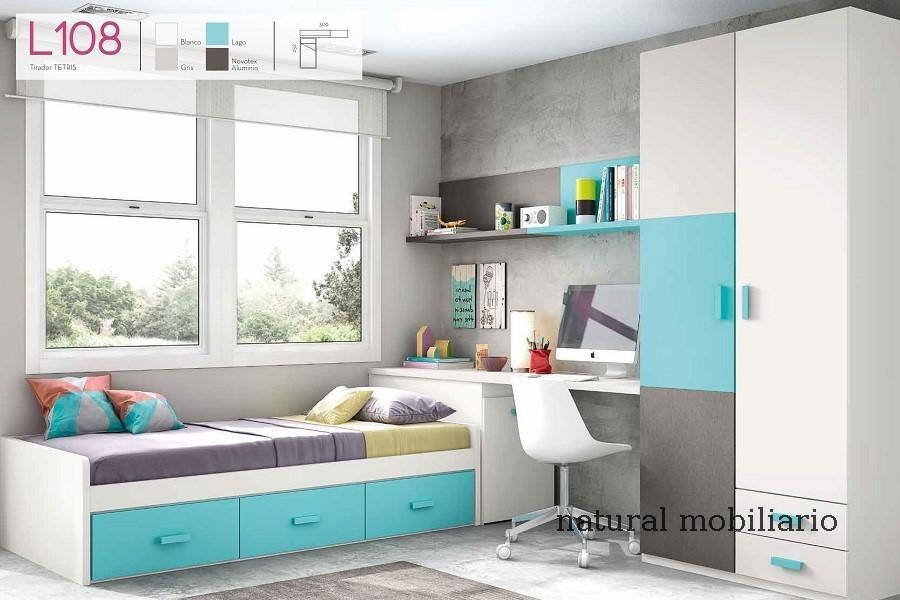Muebles  dormitorio juvenil glch 0-873-707