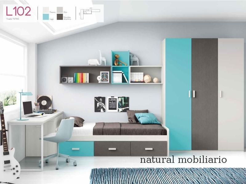 Muebles  dormitorio juvenil glch 0-873-701