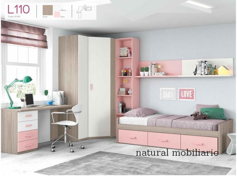 Muebles  dormitorio juvenil glch 0-873-709