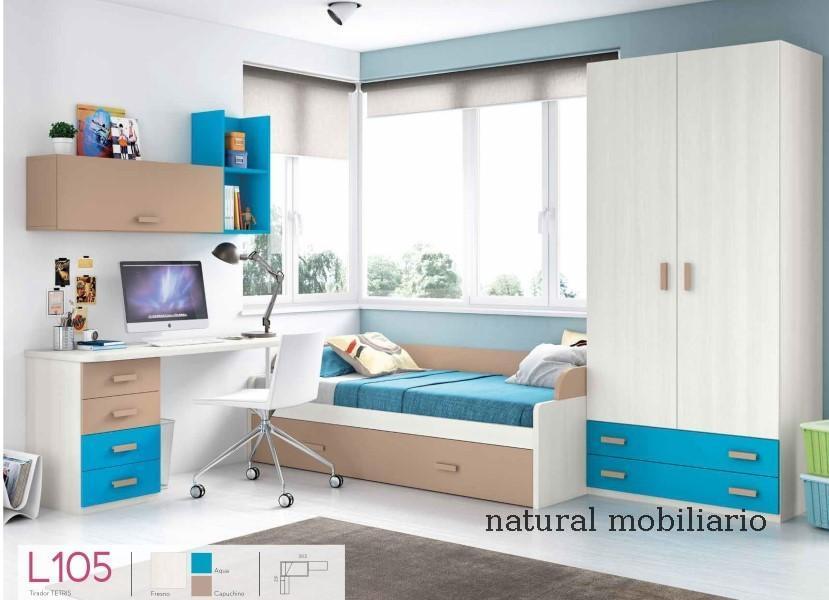 Muebles  dormitorio juvenil glch 0-873-704