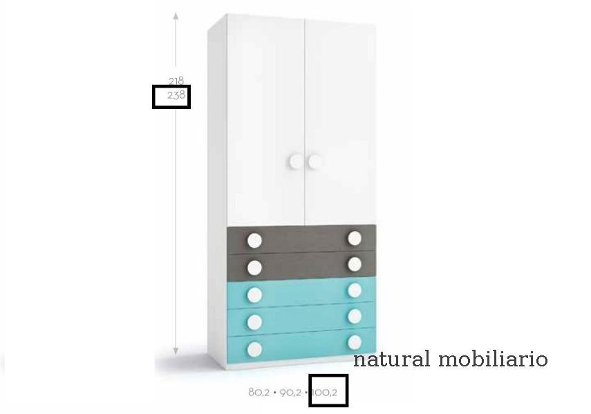 Muebles  armario glch 60-698-557