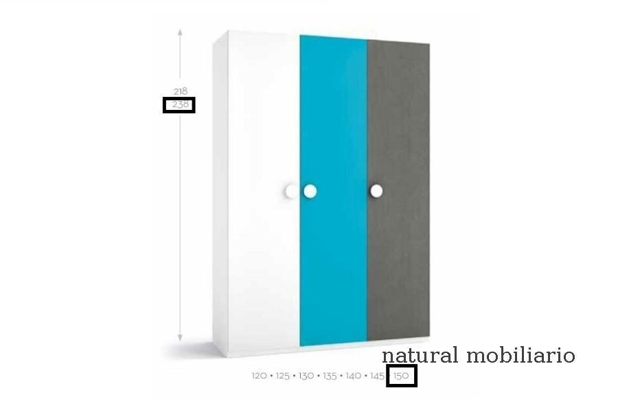 Muebles  armario glch 60-698-554