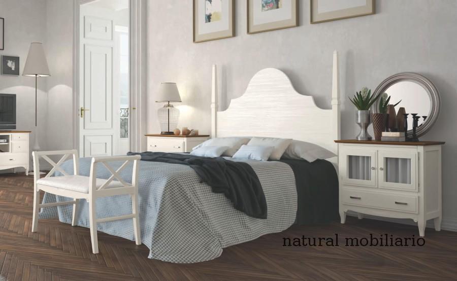 Muebles Rústicos/Coloniales dormotorio matrimonio grse 4-642-505