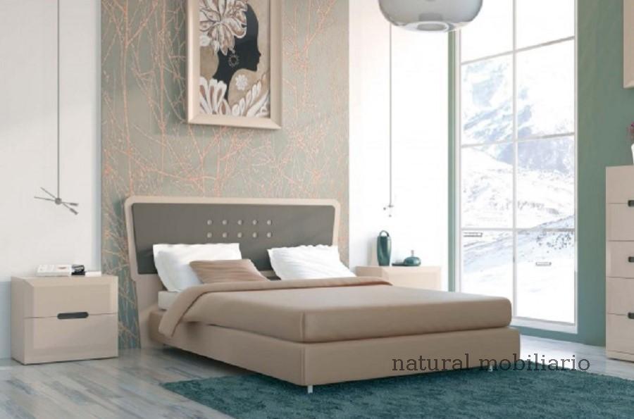 Muebles Modernos chapa natural/lacados dormitorio heho 1-21-802