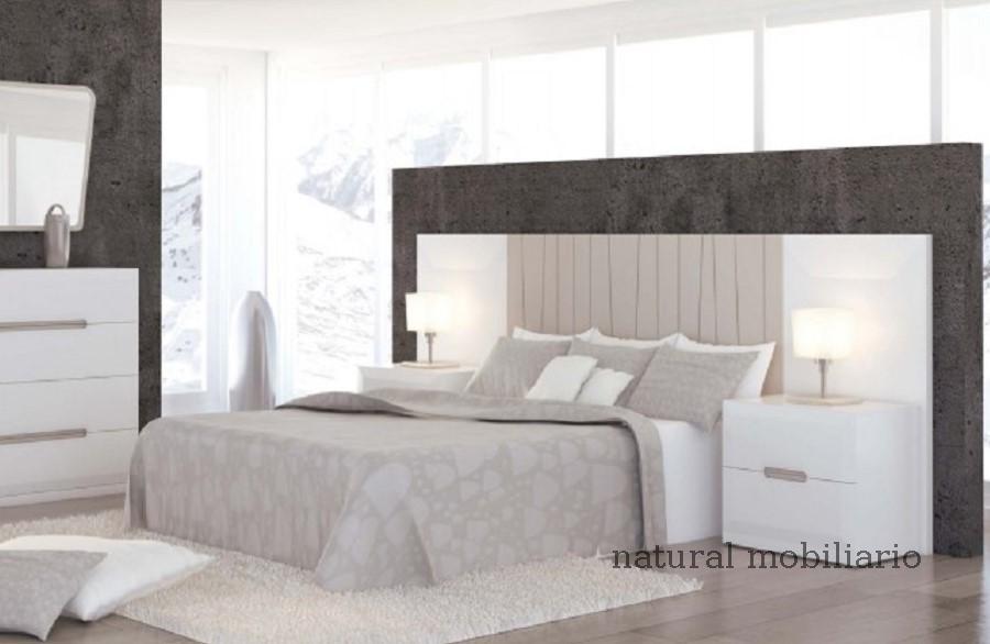 Muebles Modernos chapa natural/lacados dormitorio heho 1-21-801