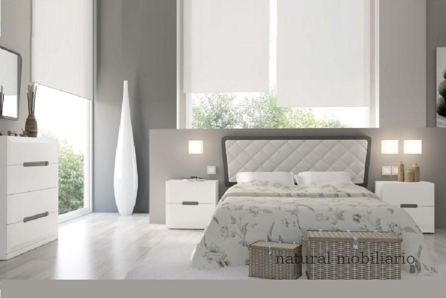 Muebles Modernos chapa natural/lacados dormitorio heho 1-21-800