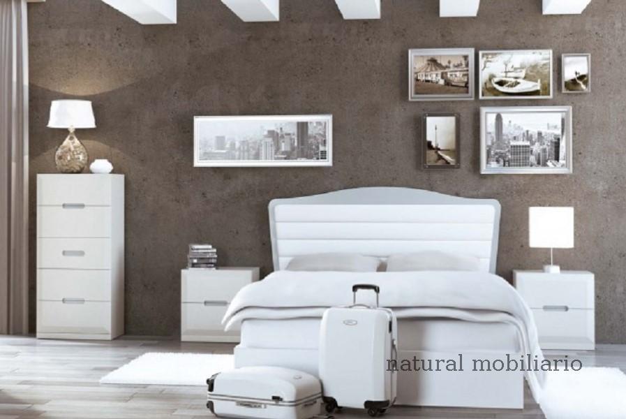 Muebles Modernos chapa natural/lacados dormitorio heho 1-21-805