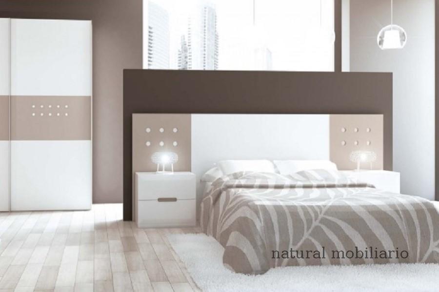 Muebles Modernos chapa natural/lacados dormitorio heho 1-21-803