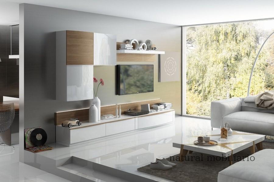 Muebles Modernos chapa natural/lacados salon feni 11-1200