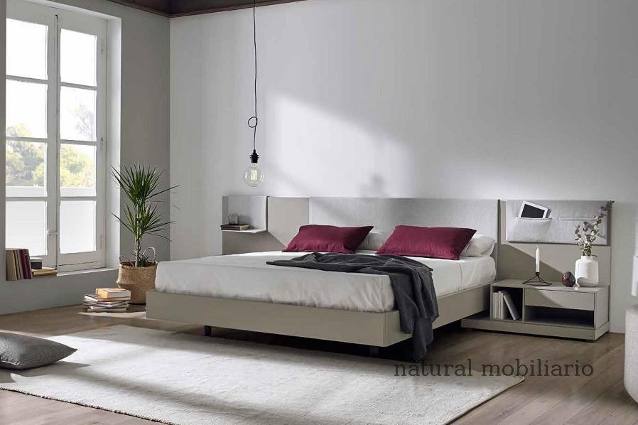 Muebles Modernos chapa natural/lacados dormitorios moderno mobe 41-98-455
