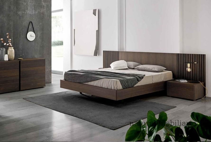Muebles Modernos chapa natural/lacados dormitorios moderno mobe 41-98-454