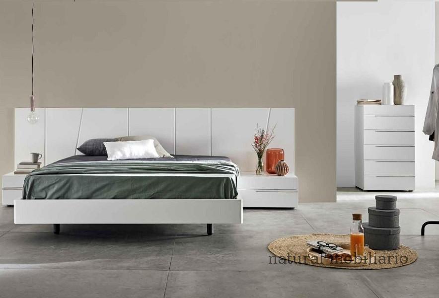 Muebles Modernos chapa natural/lacados dormitorios moderno mobe 41-98-461