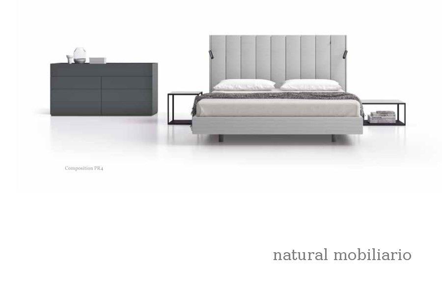 Muebles Modernos chapa natural/lacados dormitorios moderno mobe 41-98-468